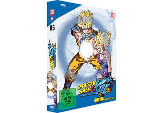 Dragonball Z Kai Box - Vol. 6 - (DVD)