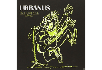 Urbanus - Integraal CD