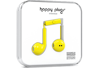HAPPY PLUGS Earbud Plus Yellow