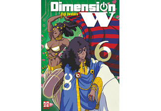 Dimension W - Band 6, Science Fiction (Taschenbuch)
