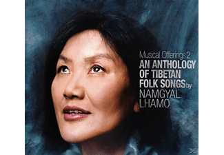 Namgyal Lhamo - Anthology Of Tibetan Classical Songs.Musical Offe - (CD)