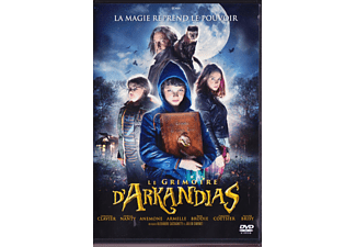 Le Grimoire d'Arkandias DVD