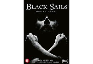 Black Sails - Seizoen 1 - DVD