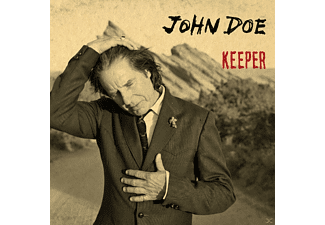 John Doe - Keeper - (CD)