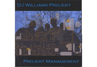 Dj Williams Projekt - Projekt Management - (CD)
