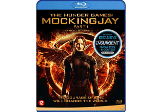 The Hunger Games : La révolte partie 1 Blu-ray