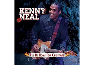 Kenny Neal - I'll Be Home For Christmas - (CD)