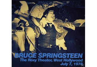 Bruce Springsteen - The Roxy Theater, West Hollywood July 7, 1978 - (CD)