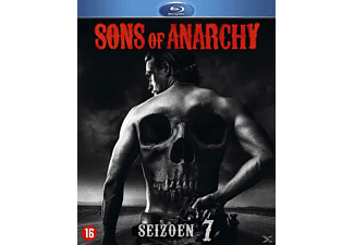 Sons Of Anarchy - Seizoen 7 - Blu-ray