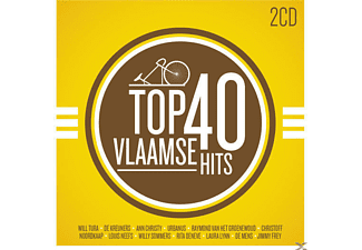 Top 40 Vlaamse Hits CD