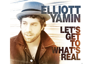 Elliot Yamin - Let's Get To What's Real - (CD)