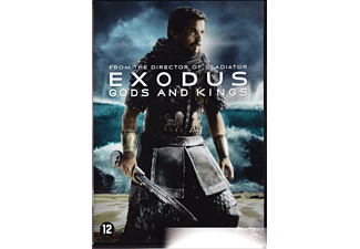 Exodus - Gods and Kings DVD