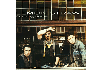 Lemon Straw - Running Home CD