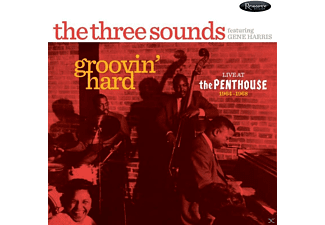 The Three Sounds & Gene Harris - Groovin' Hard-Live At Penthouse - (CD)