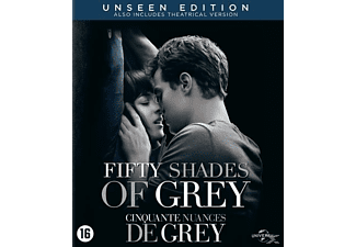 Cinquante nuances de Grey Blu-ray