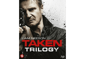 Taken Trilogie Blu-ray