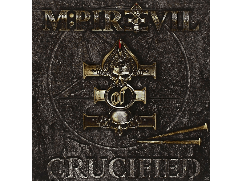 M:pire Of Evil - Crucified [CD]
