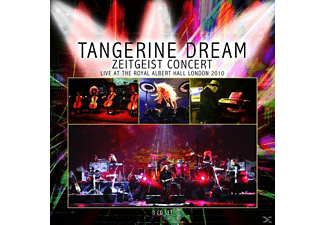 Tangerine Dream - Zeitgeist Concert-Live At The Royal Albert Hall, - (CD)