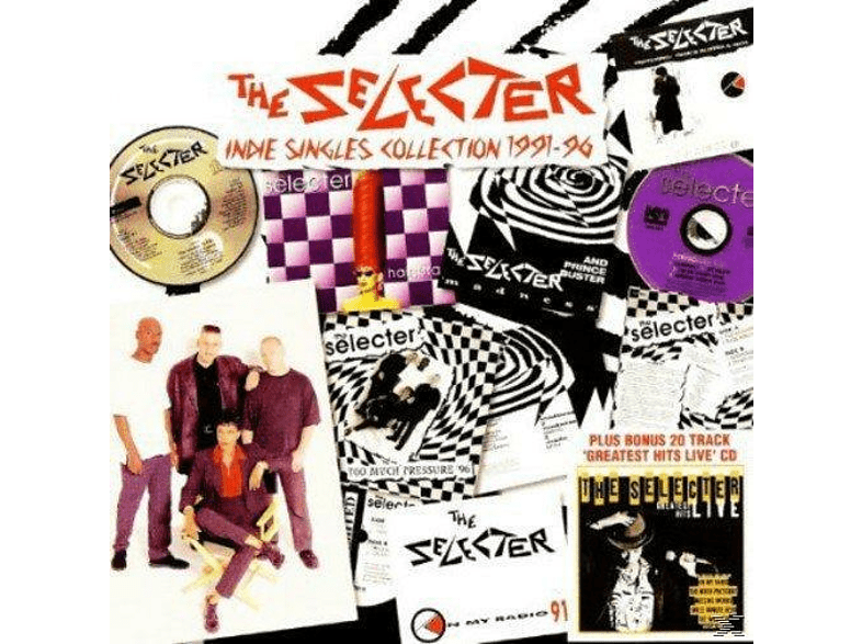 The Selecter - Indie Singles Collection 1991-96 [CD]