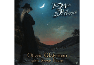Oliver Wakeman With Steve Howe - The 3 Ages Of Magick - (CD)