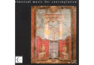 VARIOUS - Classical Music For Contemplation - (CD)