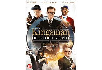 Kingsman - The Secret Service DVD