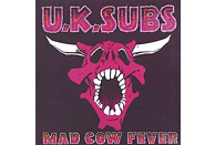 Uk Subs - Mad Cow Fever [Vinyl]