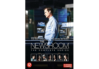 The Newsroom - Complete Edition - DVD