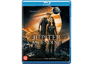 Jupiter Ascending Blu-ray