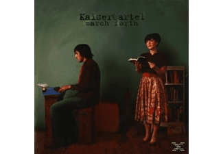 Kaisercartel - March Forth - (CD)