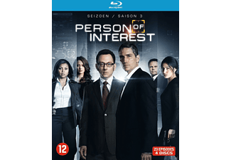 Person Of Interest - Seizoen 3 - Blu-ray