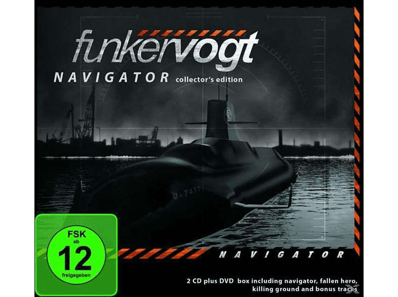 Funker Vogt - Navigator-Collector's Editio [CD + DVD]