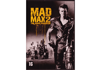 Mad Max 2: The Road Warrior DVD