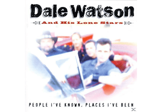 Dale And His Lone Watson - People I've Known,Places I've - (CD)