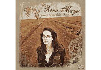 Romi Mayes - Sweet Somethin' Steady - (CD)