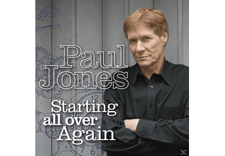 JONES,PAUL & CLAPTON ERIC AND SLEDGE,PERCY - Starting All Over Again - (CD)