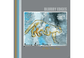 Jennie Stearns - Blurry Edges - (CD)