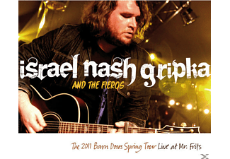Israel Nash Gripka - The 2011 Barn Doors Spring Tour - (CD + DVD Video)