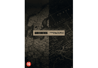 Band of Brothers + Pacific - DVD