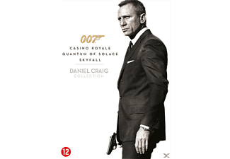007 - Daniel Craig Collection DVD