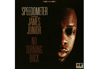 Speedometer feat. James Junior - No Turning Back [CD]