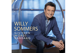 Willy Sommers - Gisteren wordt vandaag CD