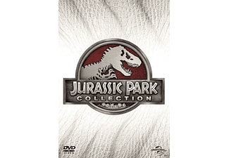 Jurassic Park 1 - 4 Collection DVD