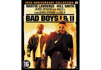 Bad Boys 1 & 2 Blu-ray