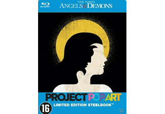 Anges & Demons Blu-ray