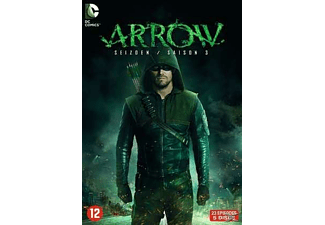 Arrow Seizoen 3 TV-serie