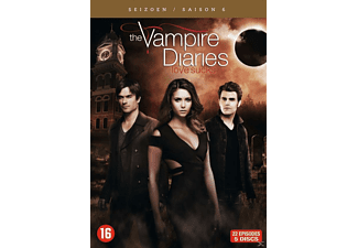 The Vampire Diaries - Seizoen 6 - DVD