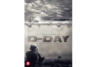 70th Anniversary D-Day Remembered DVD