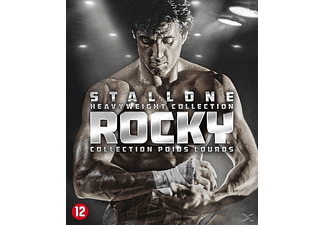 Rocky - Heavy Weight Collection Blu-ray