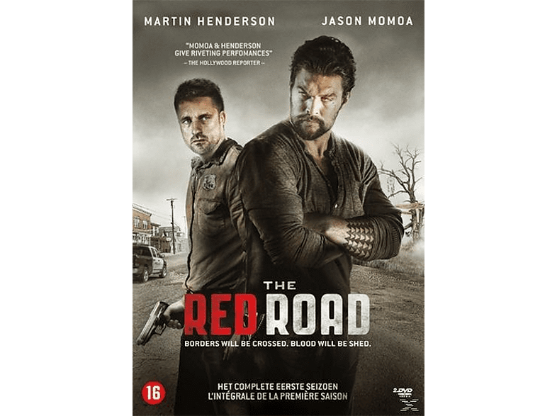 Red Road - Seizoen 1 - DVD